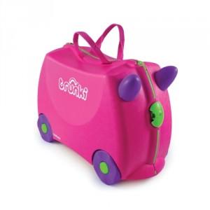 Trunki utazópaci, gyerek bőrönd