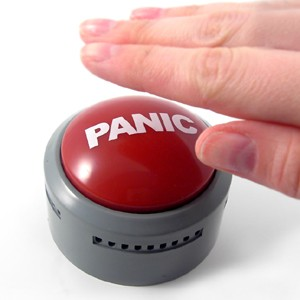 Pánik gomb