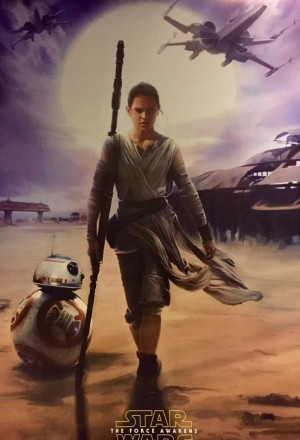 Star Wars 7 poszterek