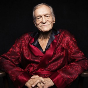 Playboy köntös by Hugh Hefner