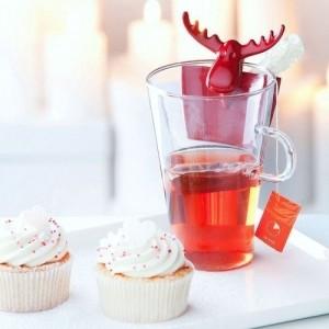 Rudolf teafilter tartó