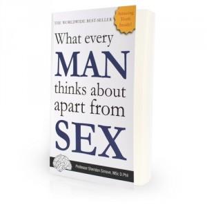 Mi jár a férfiak fejében a szexen kívül?