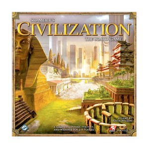 Civilization társasjáték (Sid Meiers)