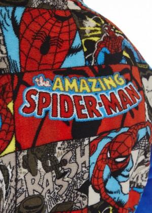 Spiderman fürdőköntös