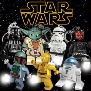 Star Wars kulcstartó