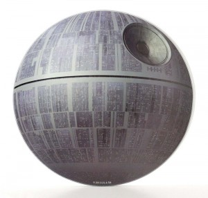 Star Wars Halálcsillag vágódeszka