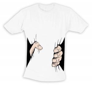 Szorító póló