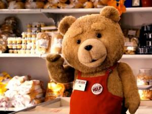 Ted, a felnőtt plüssmackó