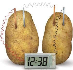 Környezetbarát krumplióra