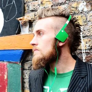 Urbanista Copenhagen félbehajtható fejhallgató