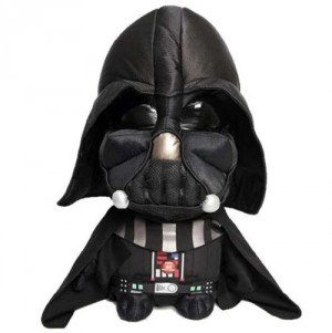 Darth Vader beszélő plüss figura