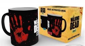 Walking Dead színváltós bögre