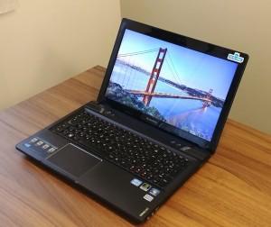 Lenovo Y580 laptop - Core i7, GeForce GTX, 120GB SSD (használt)