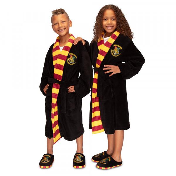 Harry Potter Hogwarts gyerek fürdőköpeny