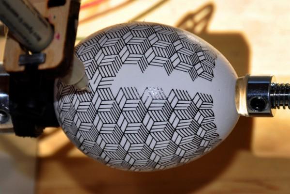 Egg-bot tojásplotter