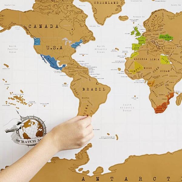 kaparós térkép Kaparós térkép világutazóknak (A1) és (A0) | pazar cuccok shop kaparós térkép