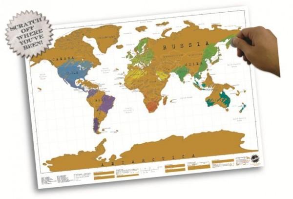 lekaparható térkép Kaparós térkép világutazóknak (A1) és (A0) | pazar cuccok shop lekaparható térkép