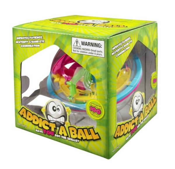 Addcictaball 3D labirintus
