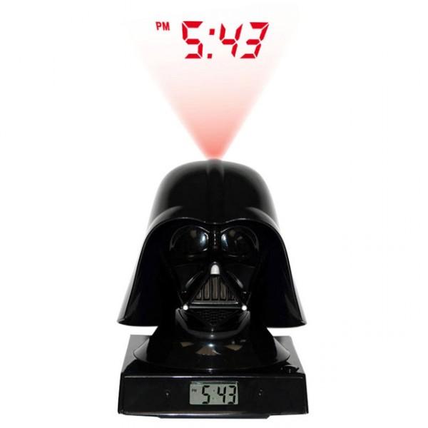 Darth Vader 3D kivetítős ébresztőóra  a57b3ccd69