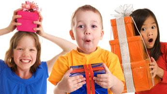 karácsonyi ajándék gyerekeknek